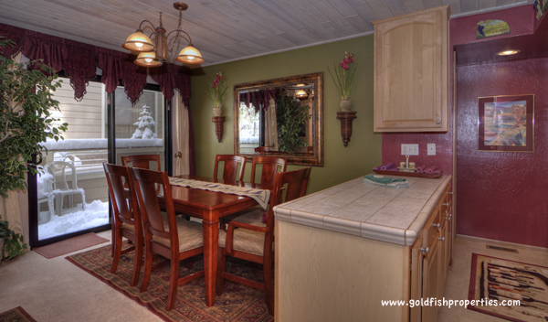Kitchen / Dining Area - Entry Level
